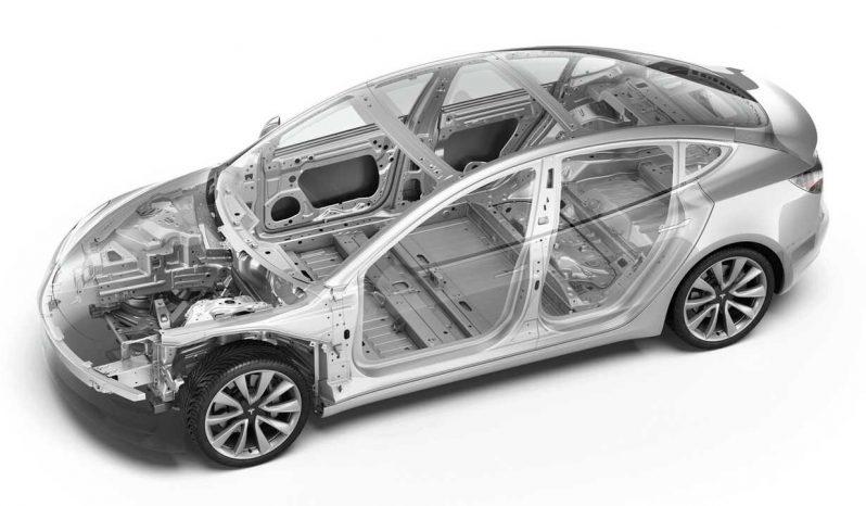 Tesla Model Y full